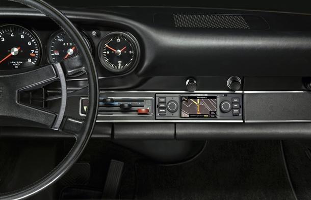 Porsche lanza un nuevo navegador para sus deportivos clásicos