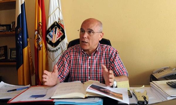 Rafael Yanes renuncia, por falta de consenso, a ser candidato a alcalde
