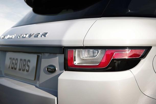 Range Rover Evoque 16MY