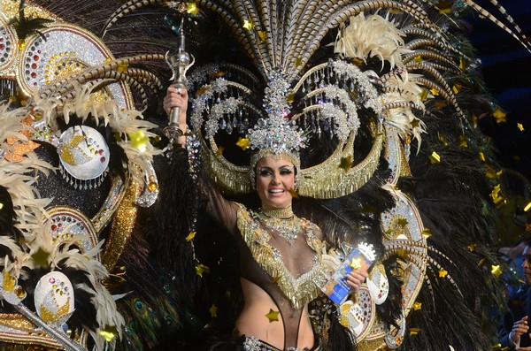 Reina Carnaval 2015 Adtemexi Cruz