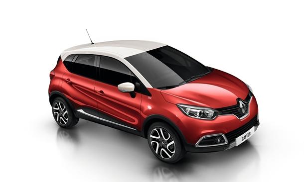 Renault Captur dCi 110cv