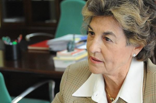 Carmen Aguirre es la directora de Recursos Humanos del SCS. / J. G.