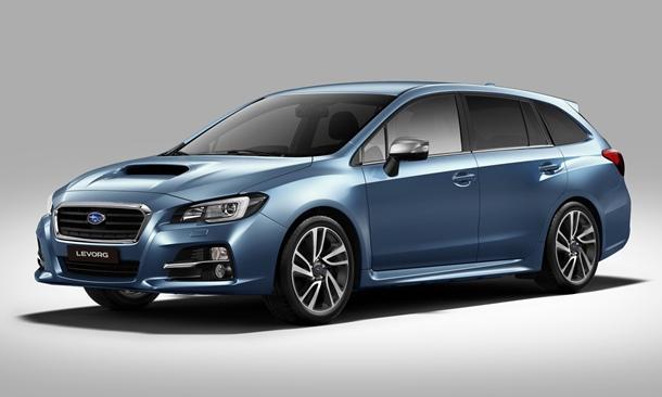 Subaru Levorg Sports Tourer
