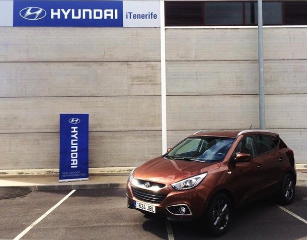 TALLER LAS CHAFIRAS iTenerife Hyundai