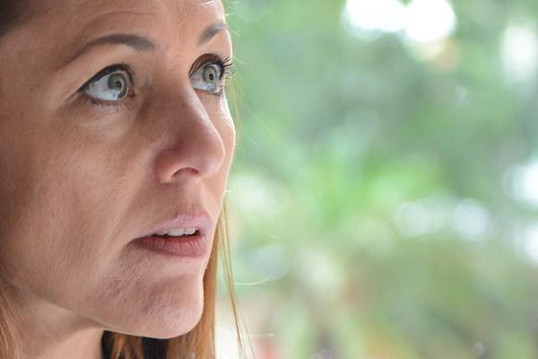 Cristina Tavio, concejal del PP en Santa Cruz y diputada en el Parlamento de Canarias. / SERGIO MÉNDEZ