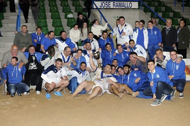 Tegueste campeon liga Cabildo de Tenerife Primera categoria lucha canaria