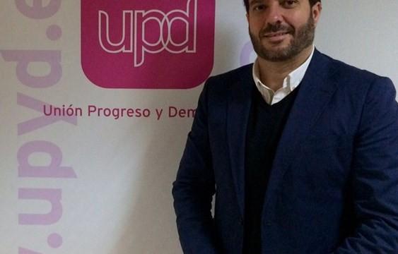 """""""El equipo y el aval de UPyD nos hace ser optimistas para lograr la Alcaldía"""""""