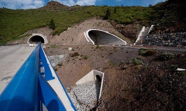 El primer tramo del anillo insular por el Sur se abre el 28 de marzo