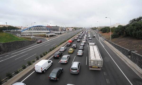 La reforma de la autopista en Las Chumberas costará 1,3 millones