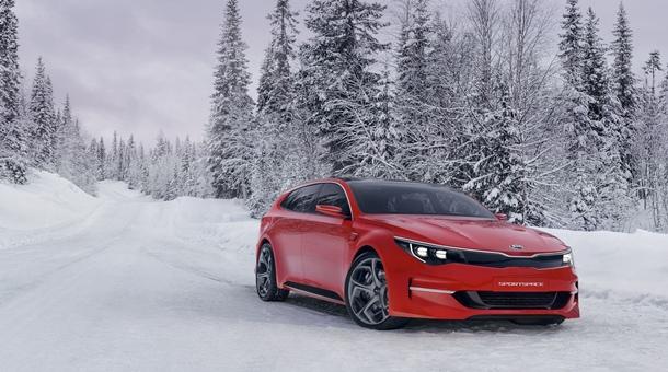 concept car Kia SPORTSPACE