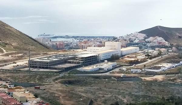 Imagen del estado actual de las obras en El Mojón. / DA