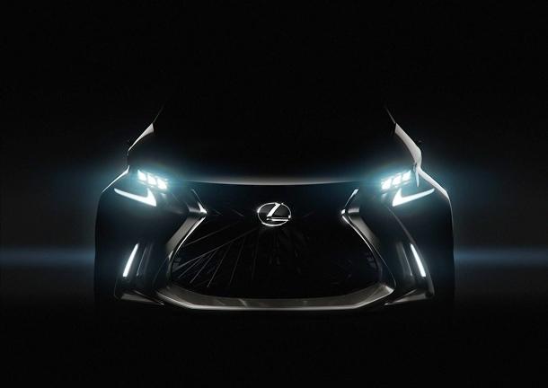 nuevo Lexus LF-SA concept