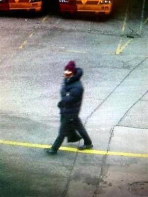 Imagen del sospechoso de los tiroteos, que ya ha sido abatido.   REUTERS