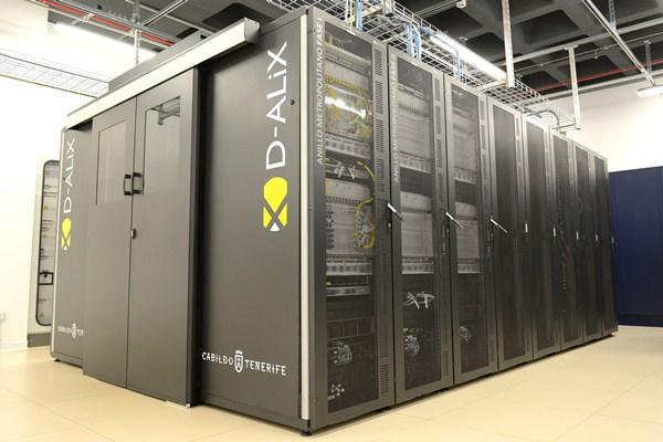 El proyecto D-Alix coloca a Tenerife a la vanguardia europea. / S.M.