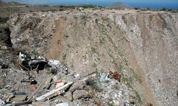 Restaurar 11 de los 24 vertederos ilegales cuesta más de seis millones
