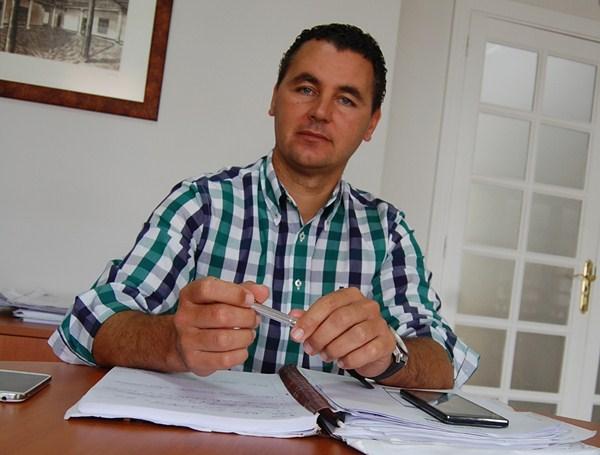 Andrés Martínez, concejal de Participación Ciudadana. / DA