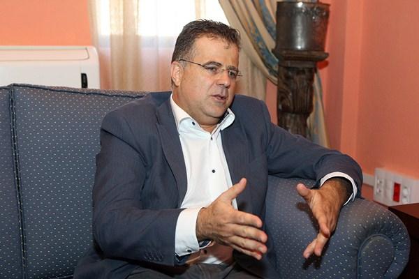 Antonio Sosa se va de CC, pero sigue en el grupo de gobierno. / DA