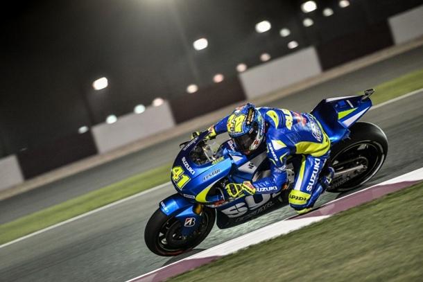 Aleix Espargaró Suzuki Moto GP