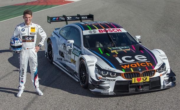 BMW M4 DTM 5  Marco Wittmann campeon DTM