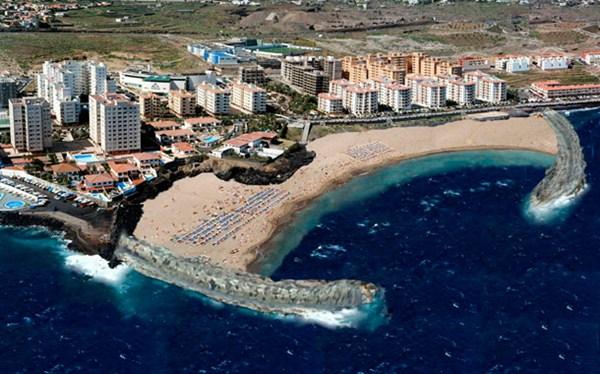 La playa de Punta Larga lleva ocho años de espera. / DA