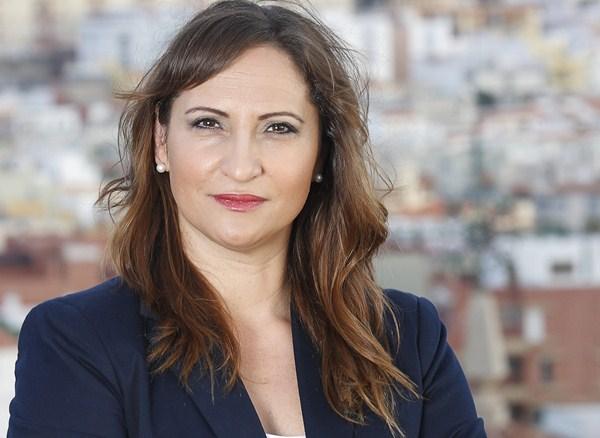 Nazaret Díaz, candidata de CC a la Alcaldía. / DA