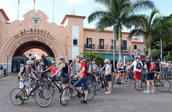 Una empresa para el alquiler de bicicletas eléctricas ya se ha interesado por implantarse en la ciudad. / S. M.