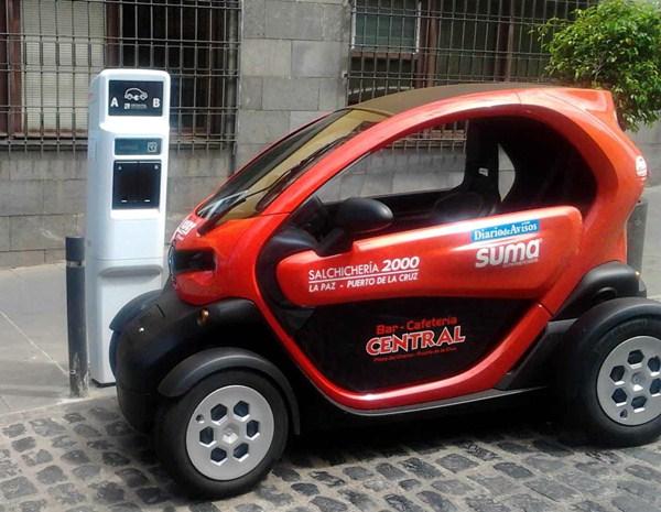 Bajando el rodaje se pretende incentivar el uso de estos vehículos. / M. P.