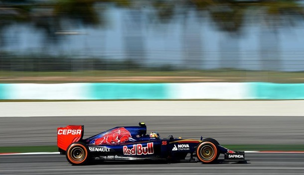 Carlos Sainz GP de Malasia Sepang