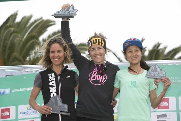 En la mañana de ayer se celebró la entrega de trofeos en el recinto ferial de ExpoMeloneras. | DA