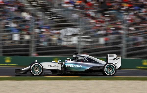 Gran Premio de Australia de Fórmula 1. / REUTERS
