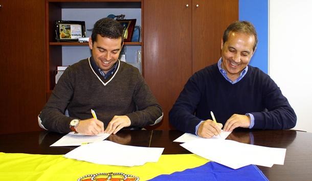Firma Convenio Cabildo Rally Islas Canarias