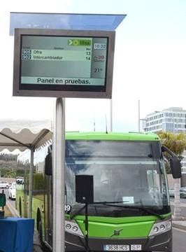 La nueva tarjeta para guagua y tranvía, operativa a partir de octubre
