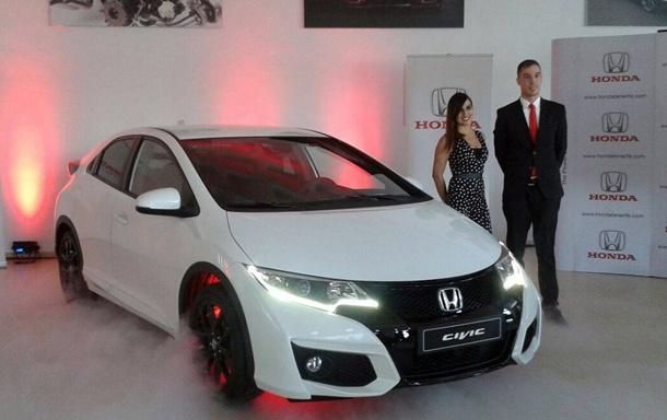 Honda Civic presentacion