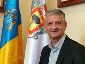 Francisco Linares, alcalde de La Orotava.