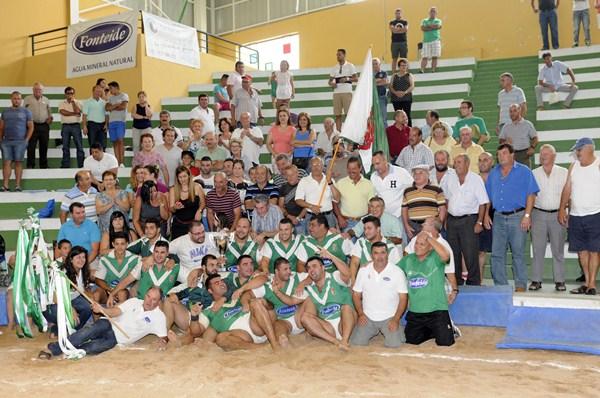 El Victoria, vigente campeón de la Liga Gobierno de Canarias, podría no tomar parte. / DA