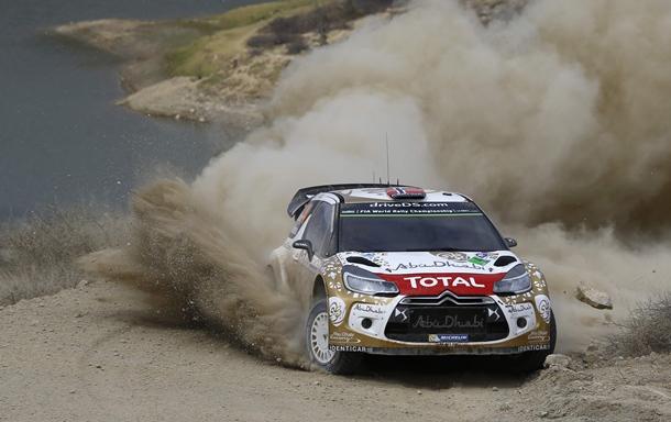 Mads Østberg y Jonas Andersson ( DS 3 WRC)