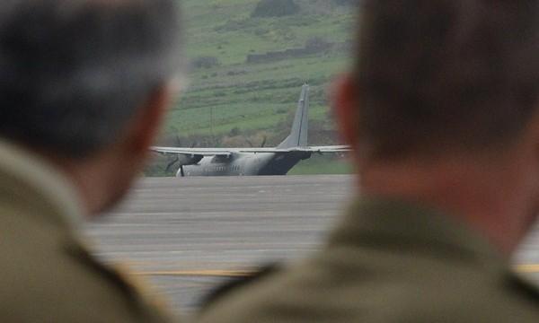 Tropas del Mando de Canarias inician su despliegue en Mali