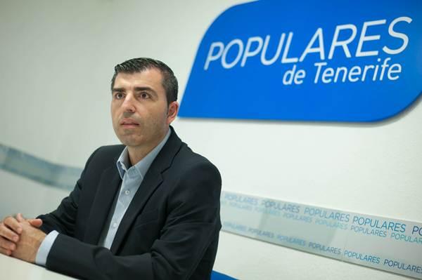 El popular Manuel Domínguez, durante la entrevista concedida recientemente a este medio. | FRAN PALLERO