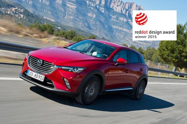 Mazda CX-3 Red Dot Design