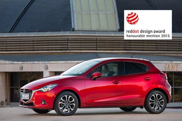 Mazda2 Red Dot Design