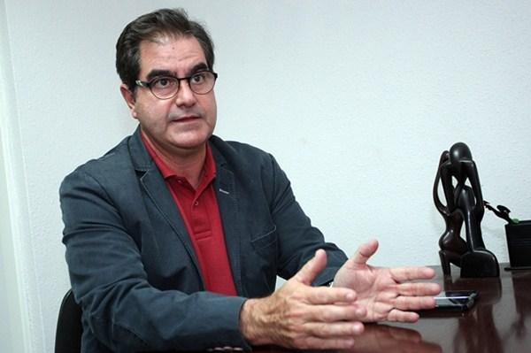 Francisco José Niño, alcalde de Arona. / DA
