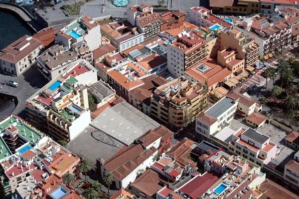 Los edificios que quieran legalizar sus plantas deberán presentar un proyecto de rehabilitación. / M.P.P.