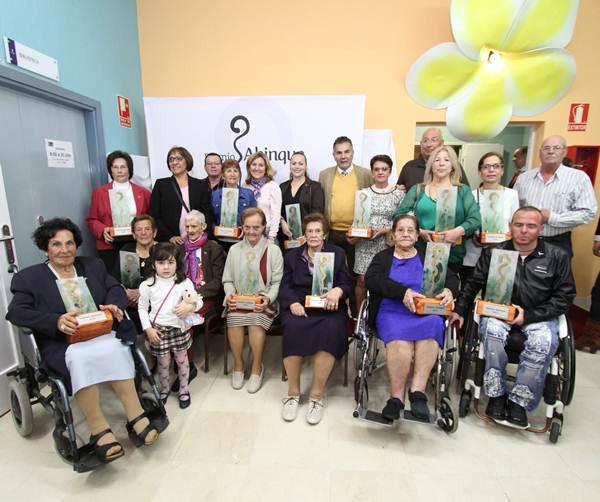 El viernes se entregó el Premio Abinque a las mujeres mayores. | DA