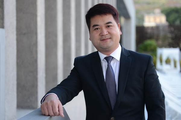 Qiu Zengfa, presidente de la Asociación Sociocultural Dragón China en Tenerife. | S.M.