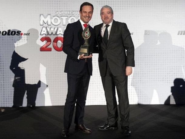Sébastien Guigues, director de MarketinSEAT LEON X-PERIENCE, Mejor Coche Familiar 2015