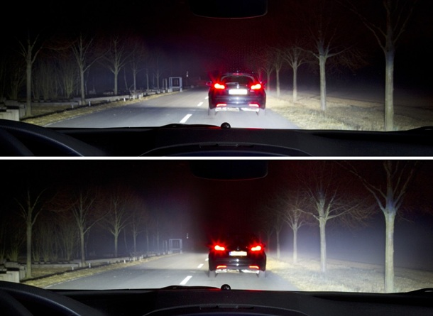 Sistema Matricial de Iluminación LED 4