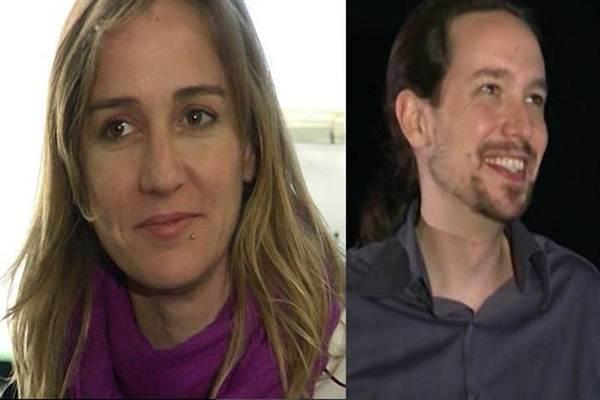 Tania y Pablo. | EP