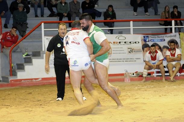 Tijarafe Guanche Victoria Alvaro Deniz