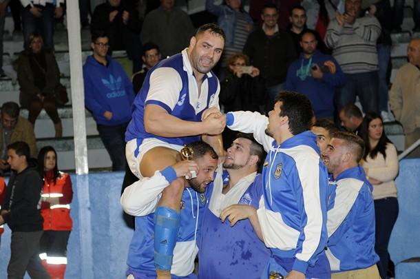 Union Sardina Campeon Ricardo Medianito