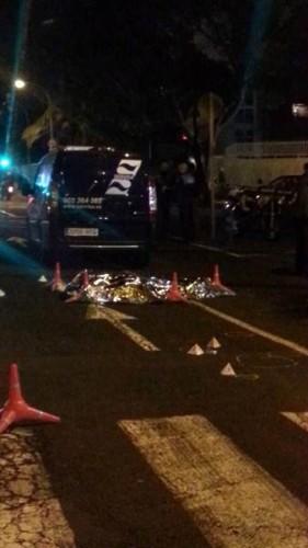 Fallece un hombre atropellado a la altura de la piscina for Piscina municipal puerto de la cruz